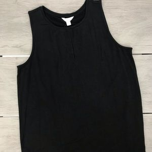 NWT Camber & Grace black tank top large